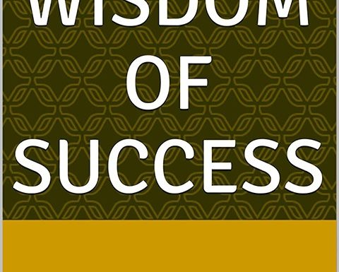 The Wisdom of Success